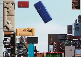 Coisas do mundo real se tornam Tetris