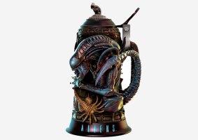 Caneca do Alien traz os quatro estágios da vida do Xenomorph