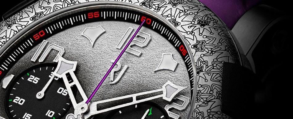 Relógio do Coringa feito na suíça tem edição limitada de 100 peças