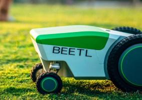 Beetl, o robô que recolhe fezes de cachorro