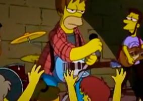 Mashup de Simpsons com Pink Floyd combina perfeitamente