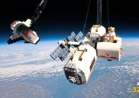 Set de LEGO enviado ao espaço celebra os 40 anos do tema