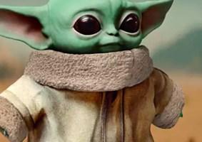 Disney anuncia o boneco oficial do Baby Yoda