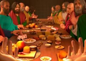 I Am Jesus Christ, o simulador de Jesus Cristo
