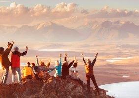Mídia social como altera as nossas viagens