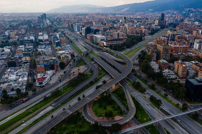 As cidades vazias ao redor do mundo