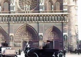 Filmagens de Paris na Belle Époque remasterizadas com IA