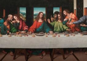 Gigapixel de A Última Ceia permite ver detalhes da obra de Da Vinci