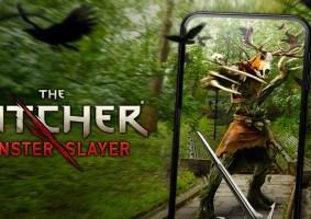 The Witcher: Monster Slayer é o Pokémon Go do Witcher