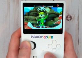 Um Wii portátil criado com peças de consoles da Nintendo