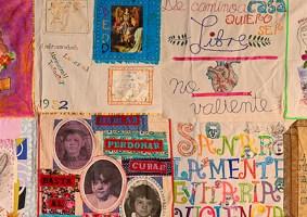 600 mulheres do mundo inteiro criam arte em denúncia à violência contra a mulher