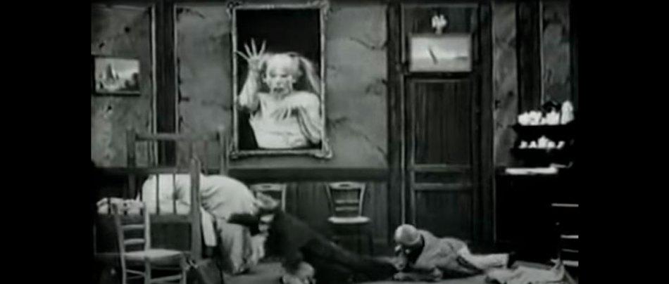 O filme de terror de 1908 que usava técnicas modernas