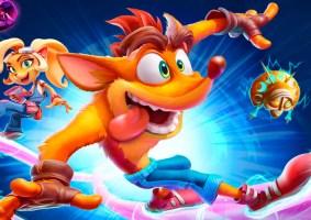 Os fãs envelhecem, mas Crash Bandicoot 4 não