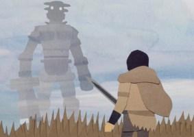 Animação evoca o poder sentimental dos videogames