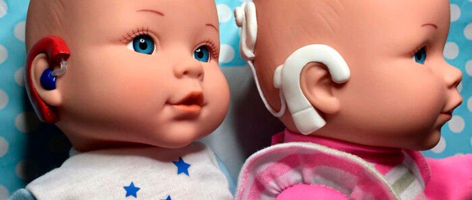 Bonecas inclusivas para crianças com necessidades especiais