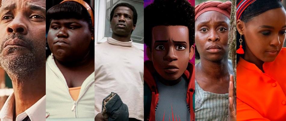 50+ Filmes com protagonismo negro
