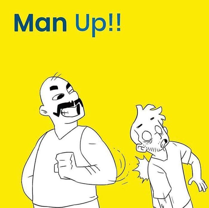 9 Coisas para não dizer aos homens