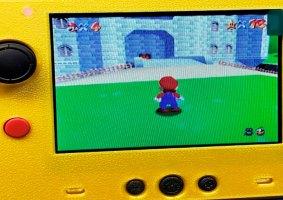 O menor Nintendo 64 do mundo