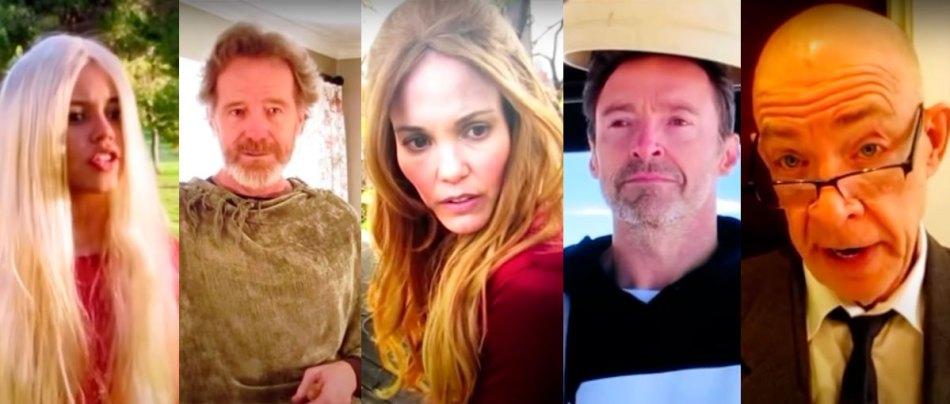 Filme A Princesa Prometida de 2020 foi feito em casa por atores famosos