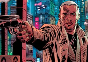 HQ Blade Runner Origins conta de onde veio o primeiro caçador de androides