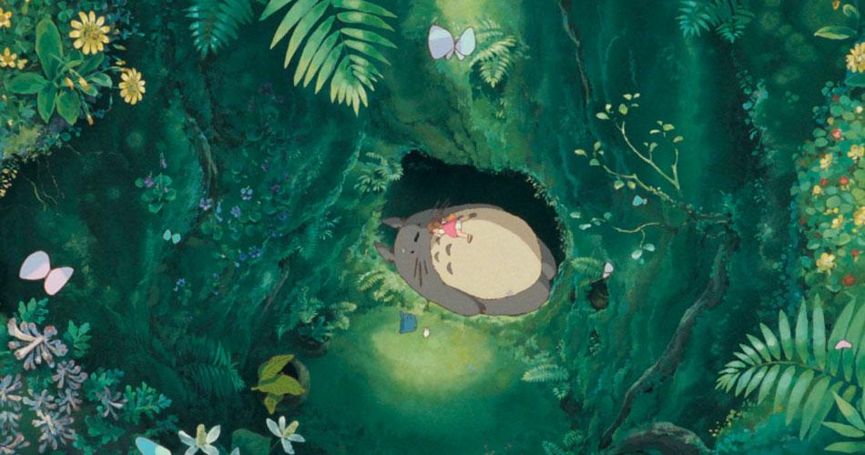 Relaxe com 30 minutos de visuais do Studio Ghibli