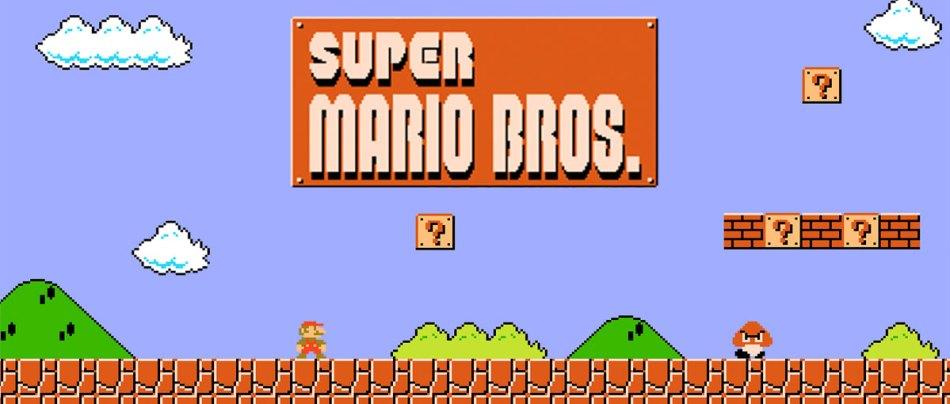 3 curiosidades sobre o Super Mario Bros original