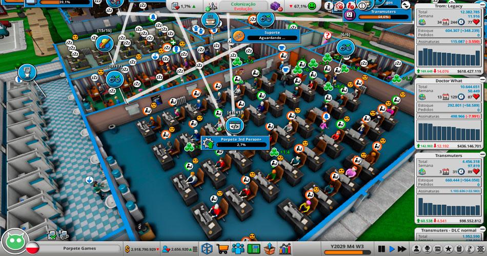 Mad Games Tycoon 2 é o melhor simulador de GameDev que você vai encontrar