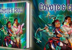 Coyote and Crow, um RPG de mesa criado por indígenas