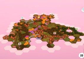 Dorfromantik é ótima opção para relaxar e construir