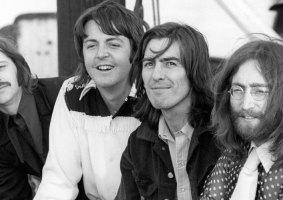 Ouça os vocais isolados de Something, música dos Beatles
