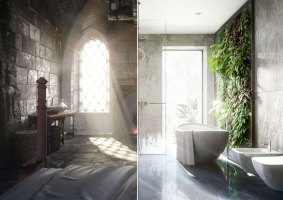 A evolução dos banheiros nos últimos 500 anos