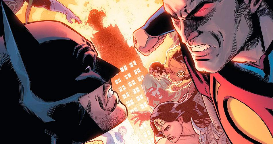Filme do Injustice em animação é anunciado pela Warner
