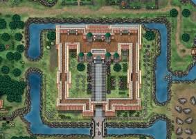 Fã recria mapa de Zelda estilo Dungeons e Dragons