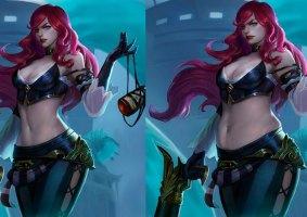 10 Mulheres de videogames mais realistas, se tivessem um corpo mais real