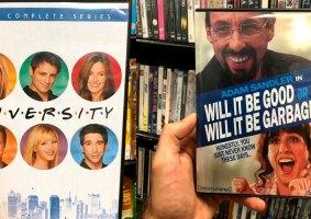 Artista cria capas de filmes e séries sinceras