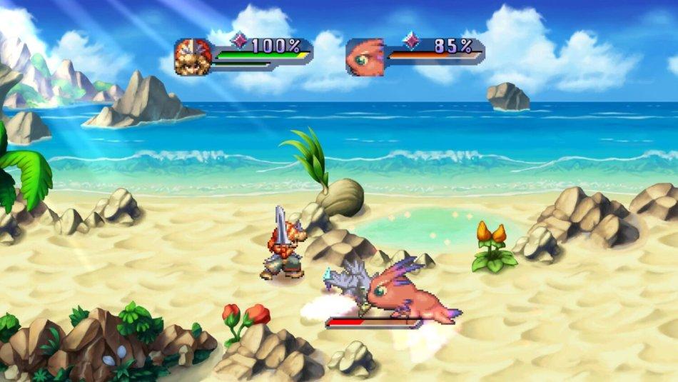 Veja novas imagens do remaster de Legend of Mana