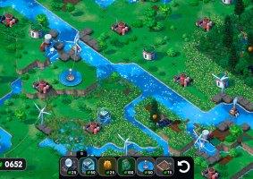 Terra Nil faz o caminho inverso: descontrua para restaurar a vida no planeta