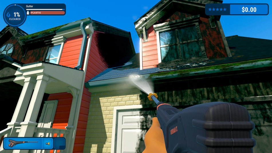 PowerWash Simulator   Review: Um jogo para os amantes da limpeza