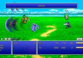 Remaster do Final Fantasy IV chega no próximo mês