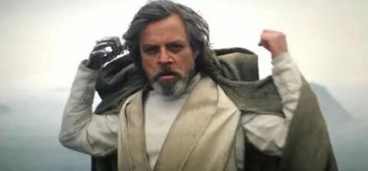 Segundo Mark Hamill filmagens de Star Wars VIII terminam neste mês
