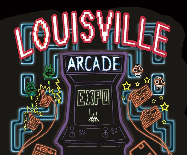Episode 25 - Louisville Arcade Expo   Nerd Louisville