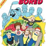 Bagged and Bored Ep. 1 art based on Giant X-men #1