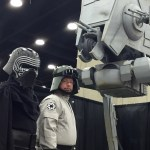 Kylo Ren and the 501st brought some toys