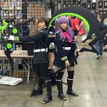 Seraph of the End anime cosplay duo