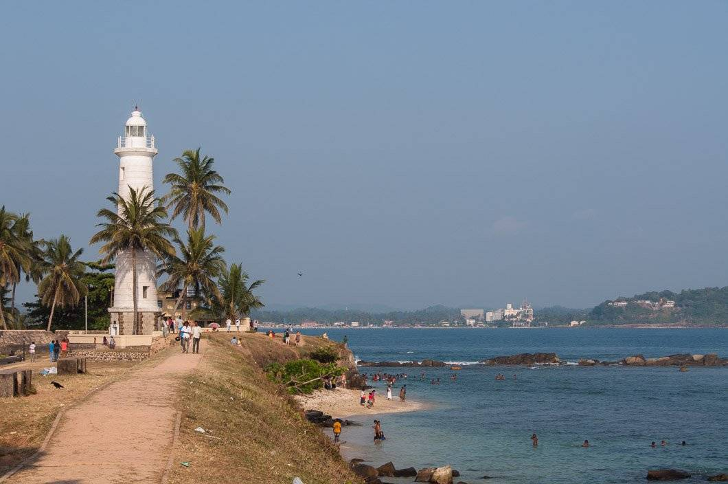 Welcome to Galle – an European City in Sri Lanka!