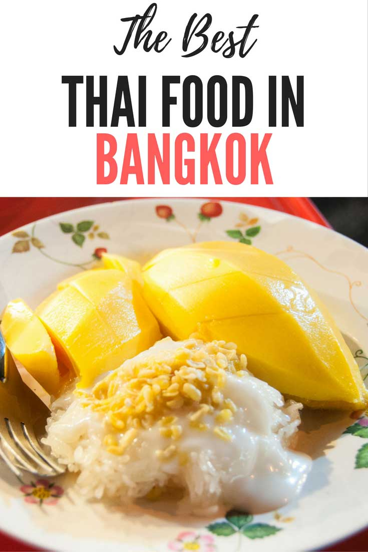 My Five Favorite Thai Food Dishes In Chiang Mai