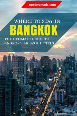 Heading for Bangkok? Wondering where to stay? Check out this guide to the best areas and hotels in Bangkok.