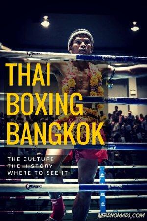 Thai boxing bangkok