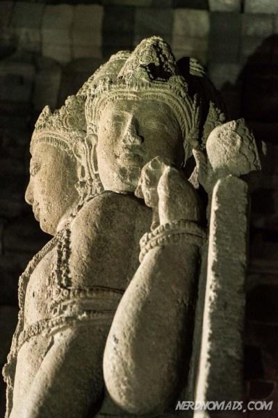 The Brahma god