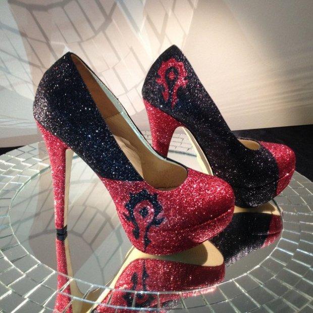 12 scarpe horde